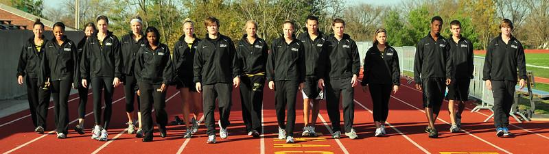 2011 Track Photo Shoot