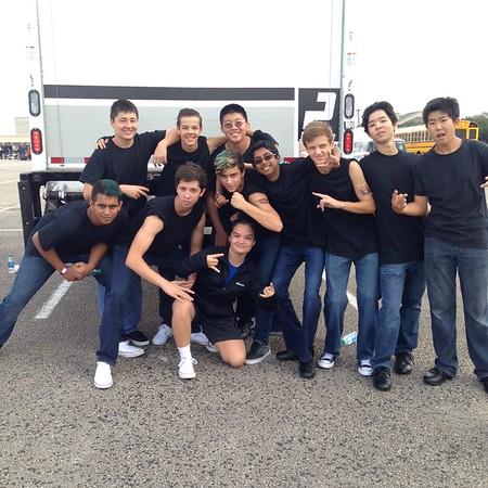 2016-9-24 Drum Line Competiton