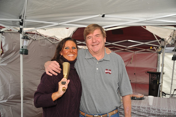 Ole Miss at Mississippi State Tailgating Pics 11-26-11