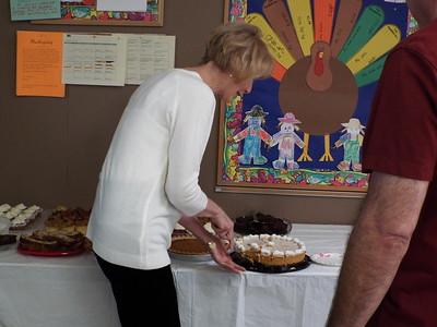 Thanksgiving Potluck Nov 23 2014