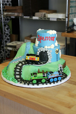 More fun cakes - 7/2013