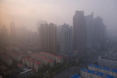 Shanghai August 2008