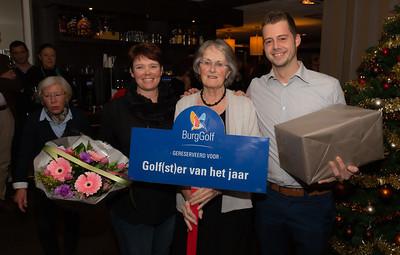 Nieuwjaarsreceptie 2020 BurgGolf Zoetermeer