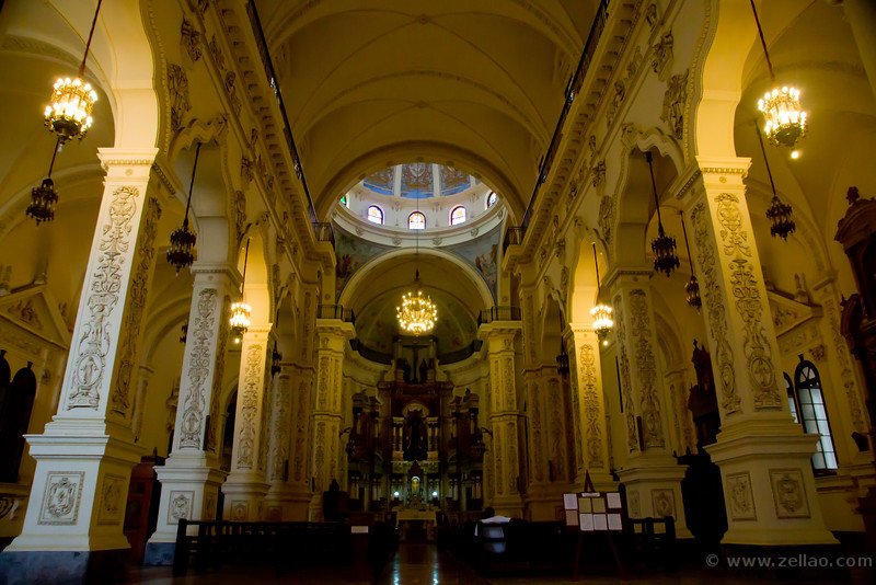 Iglesia San Francisco de Asis, Habana, Cuba