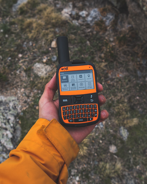 Product Photography | Outdoor Gear | Spot X GPS Device Set Four