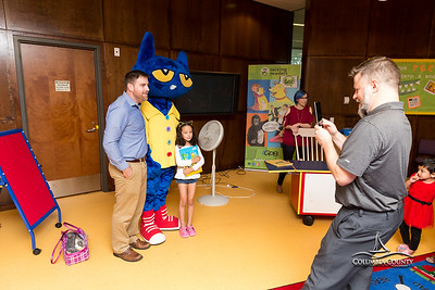 Columbia County Library Pete the Cat 6-22-17
