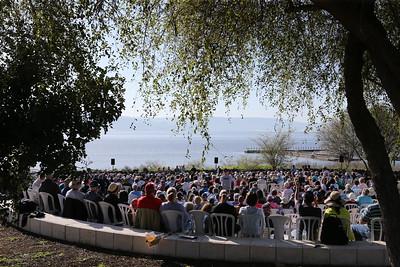 Caesarea Philippi, Tel Dan  3-4-20
