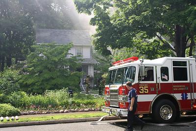 Ridgewood General Alarm Stevens Ave. 6-1-10