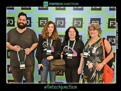 FinTech Junction 2019 Main Event - Album 2