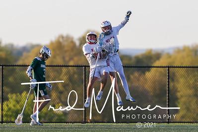 4/26/2021 Wilson Boy's Lacrosse vs Emmaus