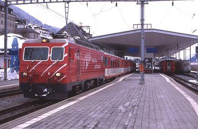 Switzerland - Matterhorn Gotthard Bahn