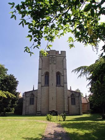 St John The Evangelist, Church of England, Iffley Road, Cowley, Oxford, OX4 1JX