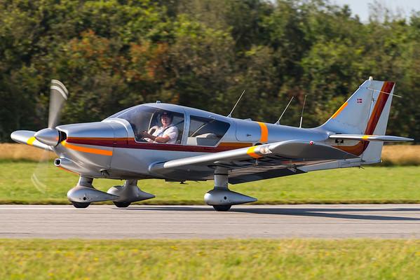 OY-TFN - Robin R1180TD Aiglon II
