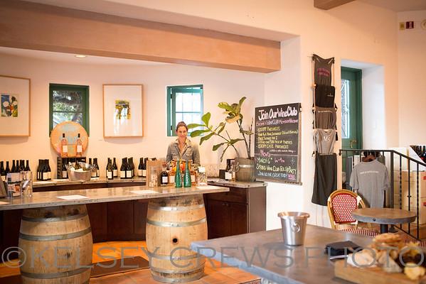 Santa Barbara Wedding Style at Margerum Wine