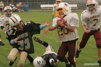 Rook- Saints VS W Redskins Aug 20