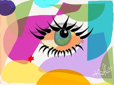 Kat - Original Artwork