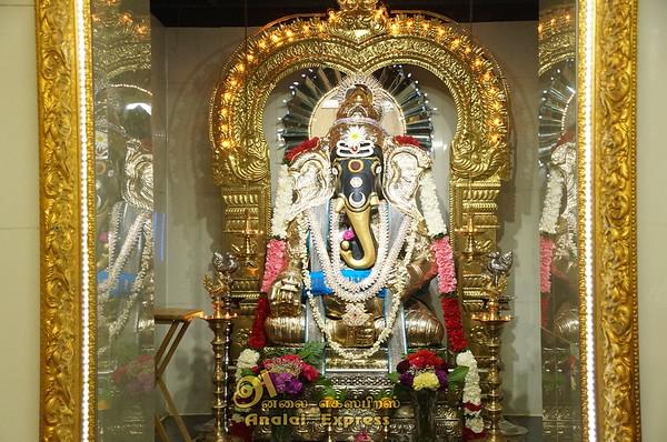 Sri Selva VInayagar HIndu Temple Canada sepparam 2015