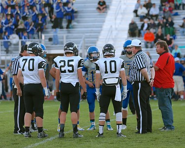 Outlaw Football vs Crook County 9-18-15