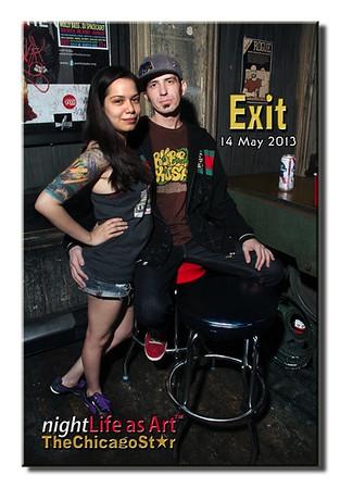 14 may 2013 exit