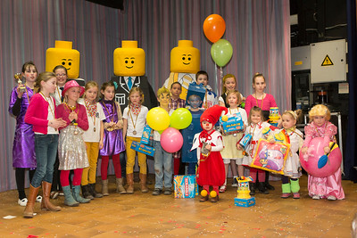 Kindercarnaval 2014 - Playback en prijsuitreiking