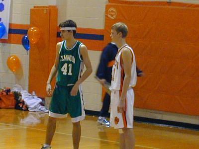 Dillon's Basketball Game