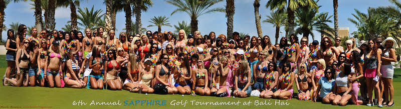 6th Annual Sapphire Poker and Golf Tournament