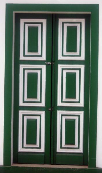 The windows and doors of Mariana.