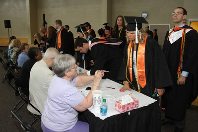 2012 Macon Commencement May