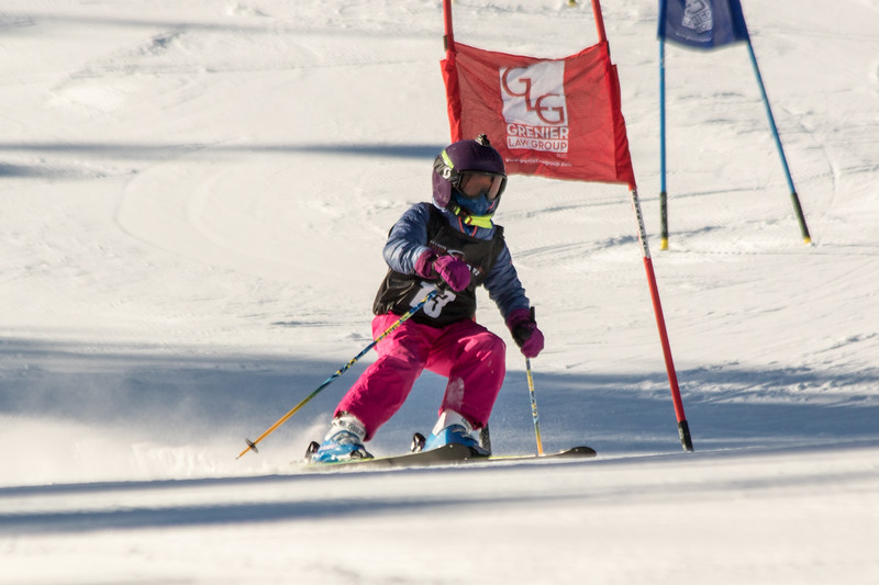 Maraid Johnson No. 13 (DCWST) Grenier Law Group GS Race U8-U19 - Wisp Resort