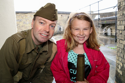 Redoubt Fort Open Day 2015