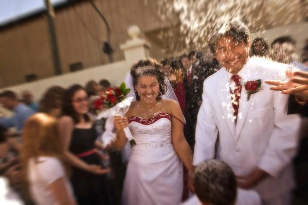 Andrew & Amethyst's Wedding