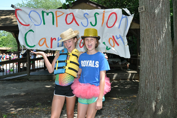 Compassion Carnival Photo Booth