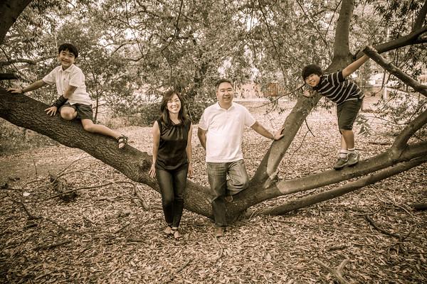 Ma Family 2015