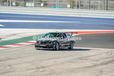 #4 Black BMW