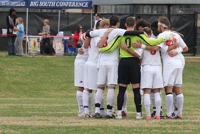 Men's Soccer vs. Liberty Big South Play Off Finals