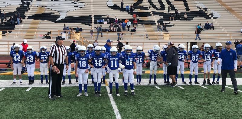 Arcadia Titans Youth Football Club (Cadet Division - Fall 2018)