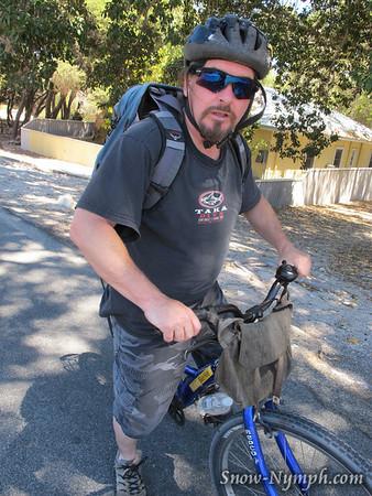 2010 (Feb 12) Rottnest Island: Pt 2 - Bike Ride and Quokkas
