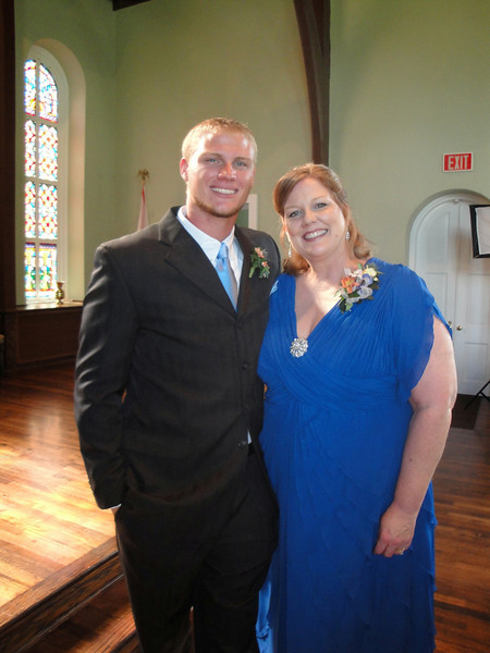 Buddy & Bree's Wedding - August 2009