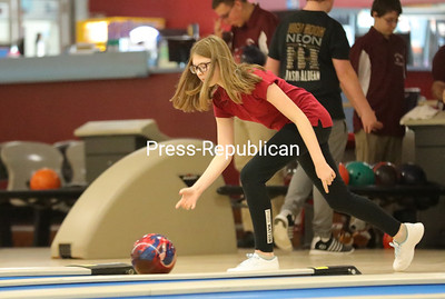 Bowling — Northeastern Clinton vs. Moriah
