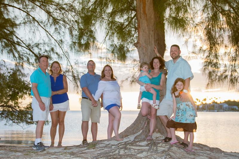 3-Family Beach Photos