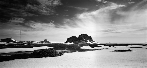 Antarctic Loneliness