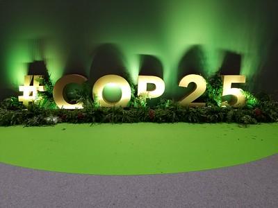 COP 25 -- Madrid