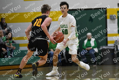 Iowa Falls @ St. Edmond Boys Basketball
