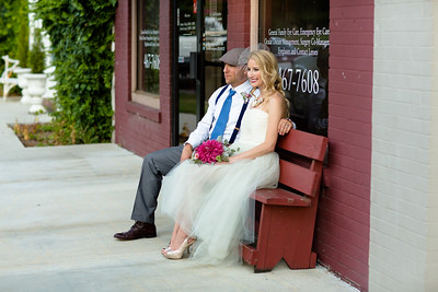 Pursuit 31 Styled Shoot 2015 Bride and Groom