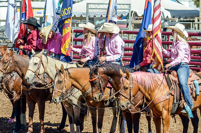 AHSRA (Arizona High School Rodeo Association) Rodeo