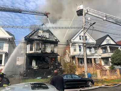 Mt Vernon, 2nd Alarm, South 10th Ave