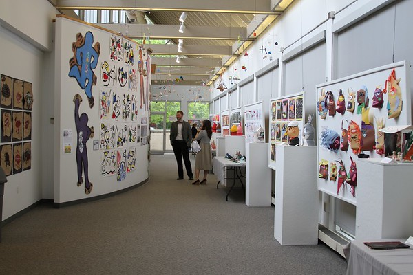 Lower School Art Exhibit - Virtual Tour