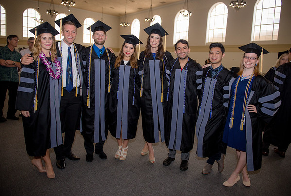 Commencement 2018: College of Veterinary Medicine