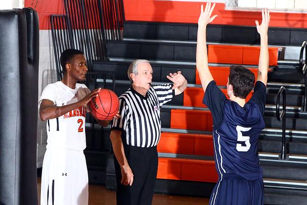 Varsity Basketball v Covenant