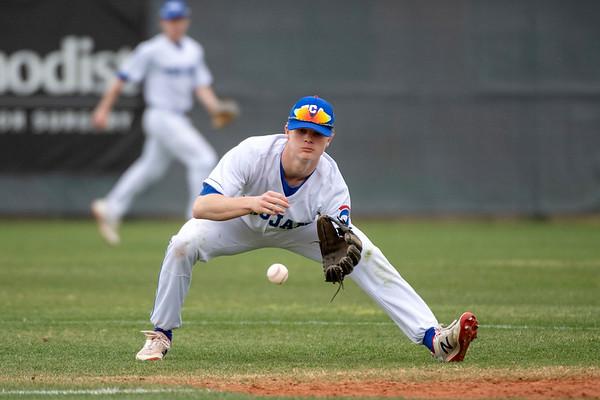 2019-03-07 TCA-Addison - Argyle LCS Varsity Baseball